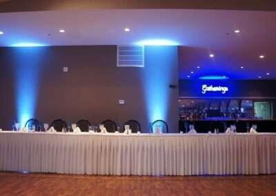 Bridal Party Setup 1
