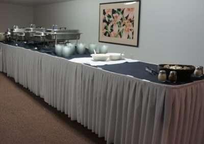 Buffet Setup 1