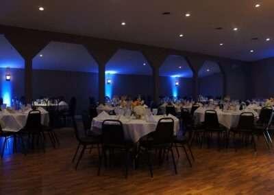 Hall Setup 1