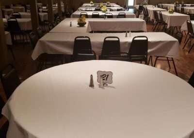 THANKSGIVING 2018 TABLE SETUP