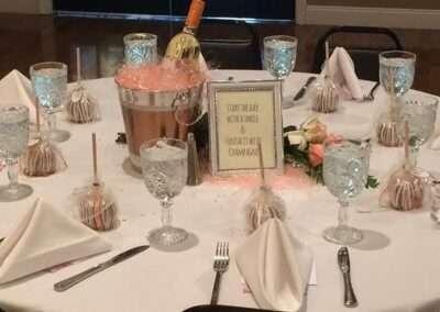 Table Setup 1