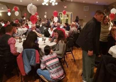 banquet guests 3