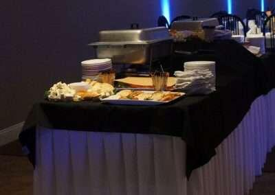 hors d'oeuvres cheese plate
