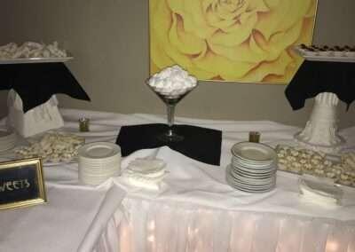 pastry setup