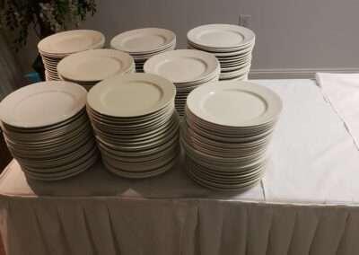plate setup